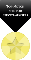 Top-Notch Site for Servicemembers