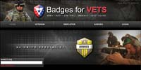 Badges for Vets