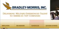 Bradley-Morris, Inc. Military Job Placement Services