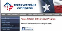 Texas Veterans Commission Entrepreneur Program