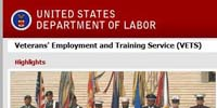 Veterans' Employment and Training Service (VETS)