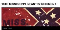 13thMississippiInfantryRegiment