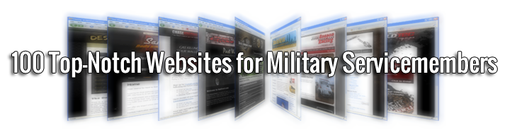 Top military websites