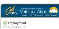 CalVet | Employment - California Department of Veterans Affairs