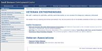 College of New Jersey Veteran Entrepreneurs Resources
