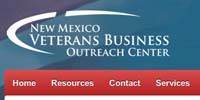 New Mexico Veterans Business Outreach Center