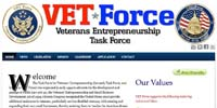 Veterans Entrepreneurship Task Force (VET-Force)