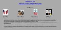 AmericanCivilWarForums